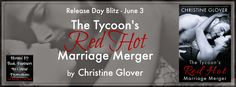 The Tycoon's Red Hot Marriage Merger Release Day Blitz - http://roomwithbooks.com/the-tycoons-red-hot-marriage-merger-rdb/