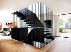 stunning stair design by Australian architectural firm Alwill