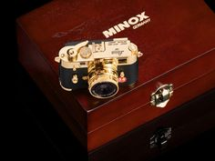 DCC Leica M3 Gold-Edition
