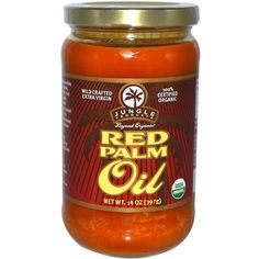 sustainable red palm oil