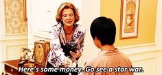 """You know a lot about movies. 