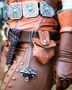 Soleylent Cosplay Ciri Cirilla Detail The Witcher 3 Wild Hunt Wiedźmin3 Dziki Gon darkagephotography