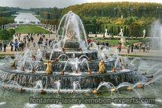 Szeroki wachlarz tworzenia fontann wodnych