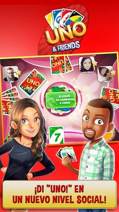ONE: Gameloft y Mattel se asocian para lanzar 'UNO & Friends'