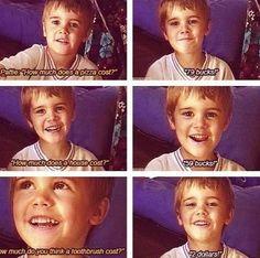 Aw he's soooo adorable!!!!!!!!