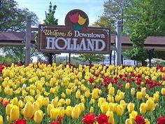 Holland, MI.