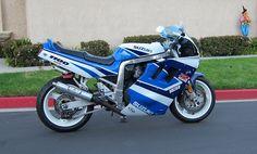 1991 Suzuki GSXR 1100