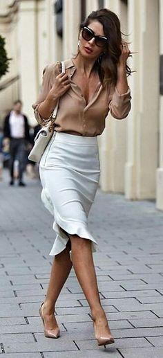 7fa5033b67 ropa para trabajar en oficina mujer joven