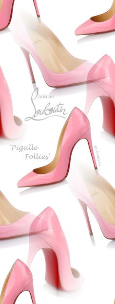 Christian Louboutin ~ 'Pigalle Follies' 2015