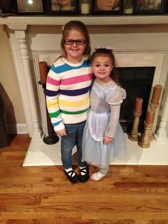 Bella and Addy