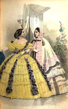 January, 1858 - Peterson's Magazine