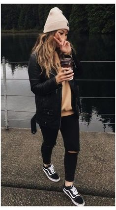 Winter Outfits For Teen Girls, Casual Winter Outfits, Outfits For Teens, Autumn Outfits, Fall Tomboy Outfits, Jean Outfits, Uni Outfits, College Winter Outfits, Winter Layering Outfits