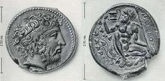 tetradrachm of Naxos, 430-420 BC