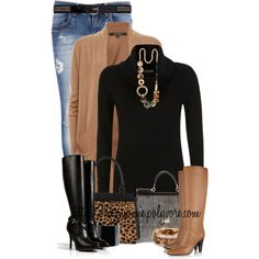 """Untitled #1888"" by mzmamie on Polyvore"