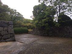 福岡城 なんたら門跡 2014.09.25