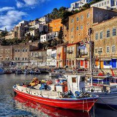 Hydra, Greece Photo by Wonderful Places, Beautiful Places, Amazing Places, Places In Greece, What A Beautiful World, Us Sailing, Greece Islands, Travel Memories, Greece Travel