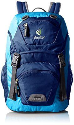 Deuter Junior Backpack  Kids SteelTurquoise -- Visit the image link more details.