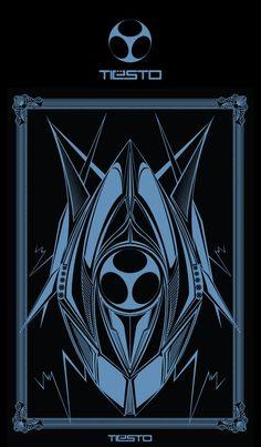 DJ Tiesto Symbol / 2011