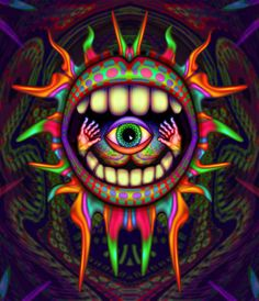 LSD Magic Trip added 437 new photos to the album: Psychedelic Magick. Art Hippie, Hippie Peace, Hippie Vibes, Bad Trip, Art Visionnaire, Art Tumblr, Psychadelic Art, Acid Art, Psy Art