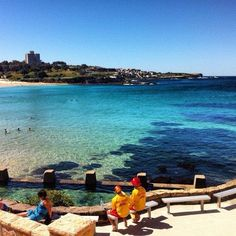 Coogee Beach #Sydney #Australia  by tripstudy (instagram) how beautiful!
