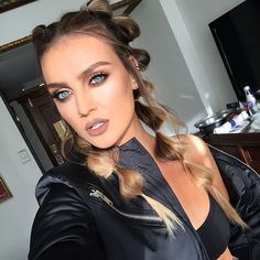 Perrie Edwards close-up