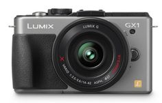 Panasonic Lumix DMC-GX1X 16 MP Micro 4/3 Compact System Camera with 3-Inch LCD Touch Screen and 14-42mm X Power Zoom Lens (Silver), Best Gadgets
