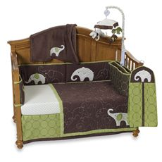 Elephant nursery :)