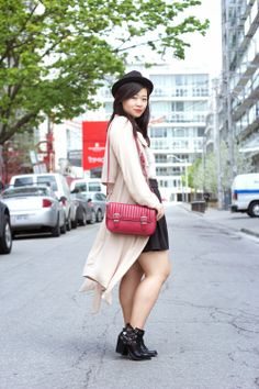 Going for a Rock 'N' Roll vibe on the blog today- www.SashasSatisfashion.com