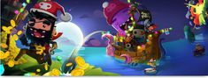 Pirate Kings Hack Many Cash & Spins Cheats
