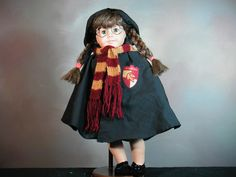 hermione, my sister knit this scarf for me