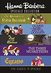Amazon.com: Hanna Barbera Specials Collection: Movies & TV