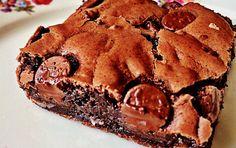 Receita de Brownie com inhame sem glúten e lactose