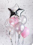 Композиции - фонтаны Cake Smash Backdrop, Christmas Bulbs, Backdrops, Balloons, Centerpieces, Perfume Bottles, Holiday Decor, Birthday, 21st