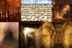 From ancient cisterns and water systems to mysterious caves, underground crypts, subterranean temples and even entire cities built beneath the earth, what our ancient ancestors have achieved is both m
