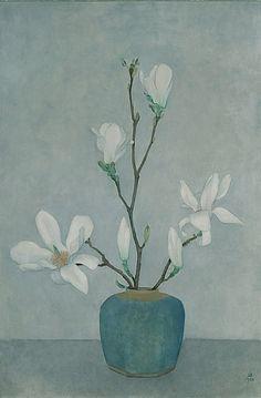 Jan Boon, Magnolias 1958