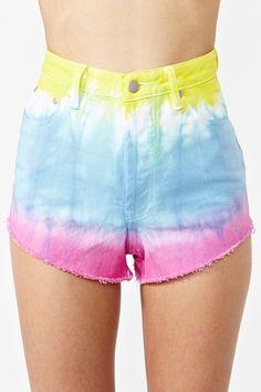 MinkPink Vicky Cutoff Shorts
