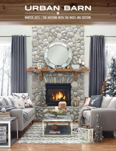 Hosting with the Most-ing | Urban Barn Winter 2015