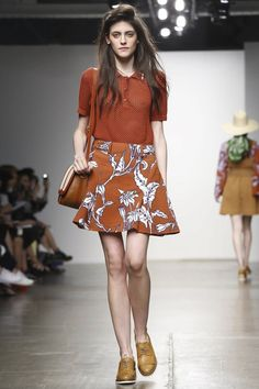 Karen Walker Ready To Wear Spring Summer 2015 New York