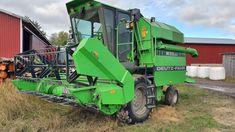 1991 Deutz-Fahr M33.60 Harvest Time, Tractors, Vehicles, Car, Vehicle, Tools