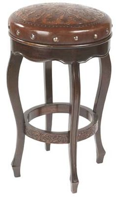 Heritage Round Barstool - Colonial Set of 2