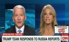 Anderson Cooper & Kellyanne Conway In Shouting Match Over 'Fake News' Claims (VIDEO)