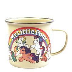 My Little Pony Enamel Mug