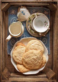 Tortas de Alcázar, the cakes from La Mancha | Recetas con fotos paso a paso El invitado de invierno