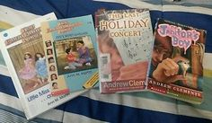 lot of 4 Books - Andrew Clements; the Babysitters Club by Ann Martin