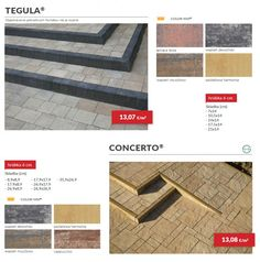 Akcia BRUK-BET Prefabeton Diviaky do 31.5.2017 Tile Floor, Flooring, Texture, Crafts, Surface Finish, Wood Flooring, Crafting, Diy Crafts, Craft
