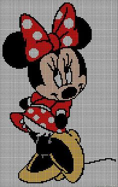 Risultati immagini per cross stitch patterns free printable disney