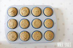 Healthy, absolutely yummy tasting Vanilla Cupcakes