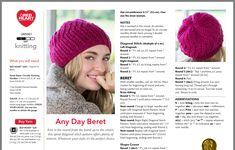 Baby Cardigan Knitting Pattern Free, Knitting Paterns, Easy Knitting, Knitting Projects, Knitted Slippers, Knitted Hats, Crochet Hats, Chevron Crochet Patterns, Hat Patterns