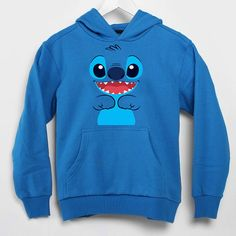 lilo & stitch populer hoodie for mens and women by by Kiranshop
