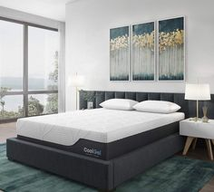 Classic Brands Cool Gel Ultimate Gel Memory Foam Mattress with BONUS 2 Pillows, King Check out this great product. (This is an affiliate link) Traditional Bed, Best Mattress, Traditional Bed Frames, Bed Mattress, Mattress, Gel Memory Foam Mattress, Adjustable Beds, Guest Bedrooms, Twin Mattress